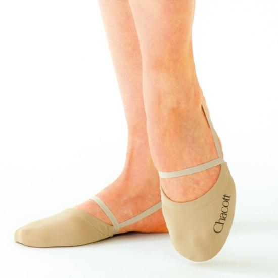 Chacott Forgócipő (Stretch Half Shoes) Elasztikus