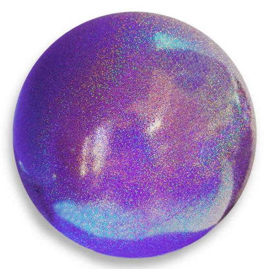 Pastorelli JUNIOR Labda Glitter Lilac AB