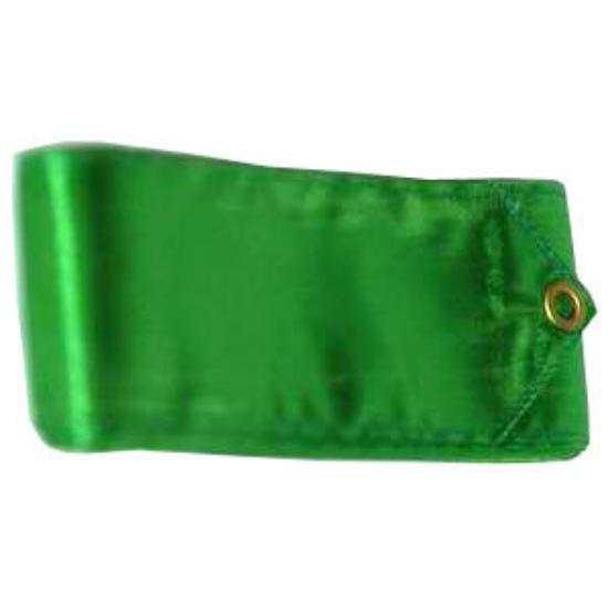 Gyakorlószalag bottal Zöld 5m