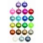 Kép 2/2 - Amaya Labda Technocaucho Glitter Turquoise 16