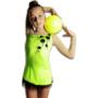 Kép 3/5 - Pastorelli Labda Fluo Yellow